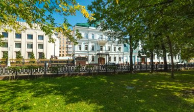 Chistoprudny Boulevard, 3Ac7.City the Moscow