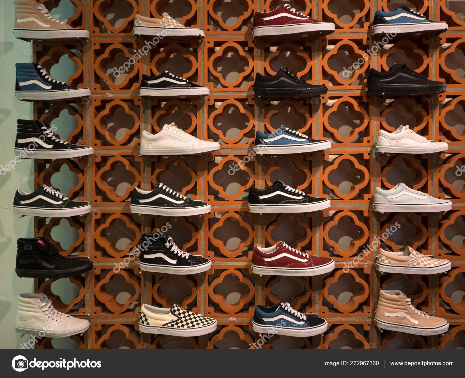 vans shoes retailers