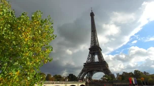 Eiffelova věž. Paříž, Francie
