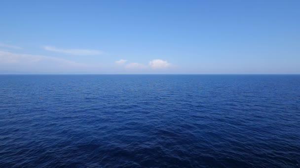 malebný pohled na vlčeje moře za slunečného dne