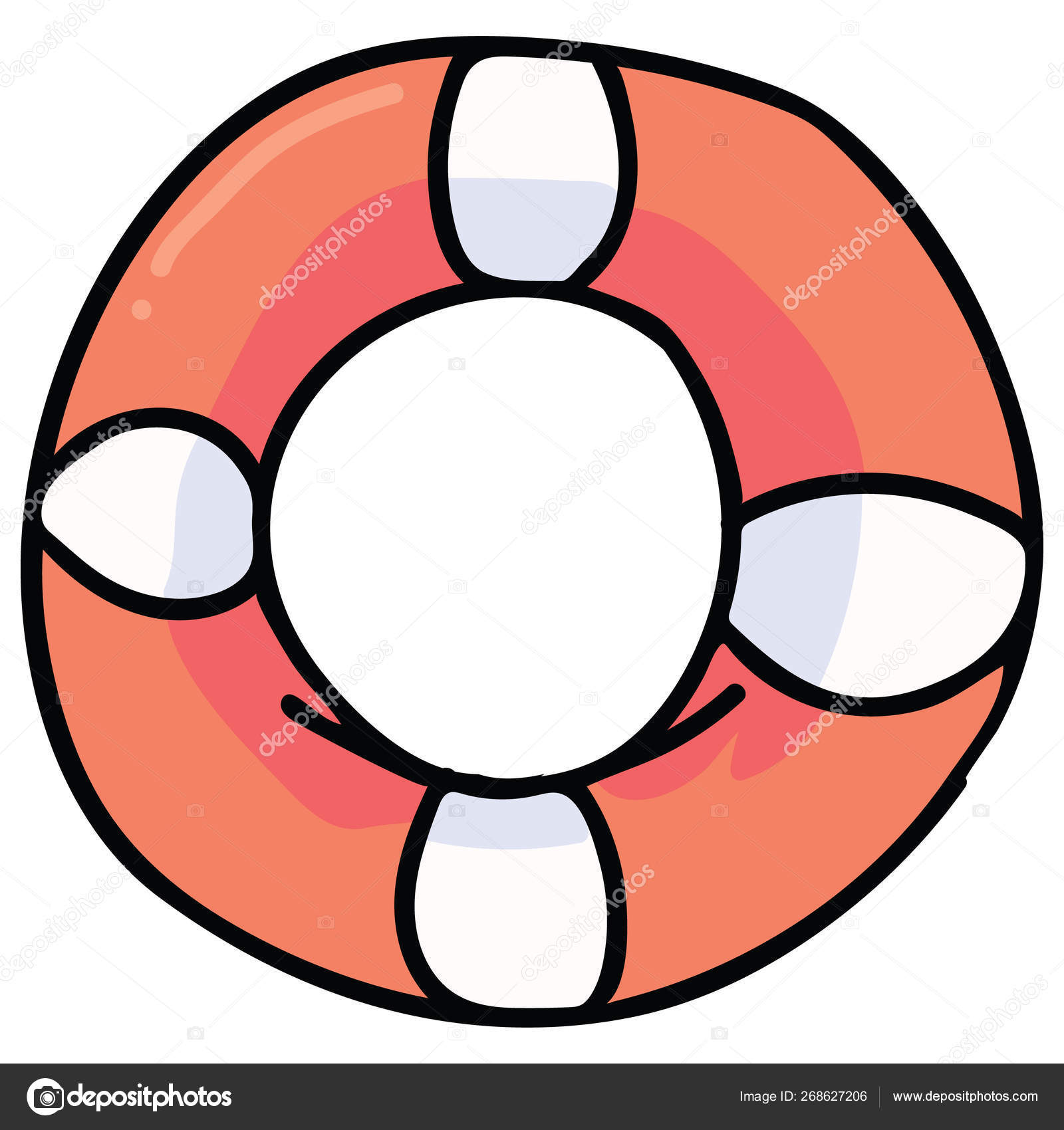 Life buoy Clipart   k5436761   Fotosearch