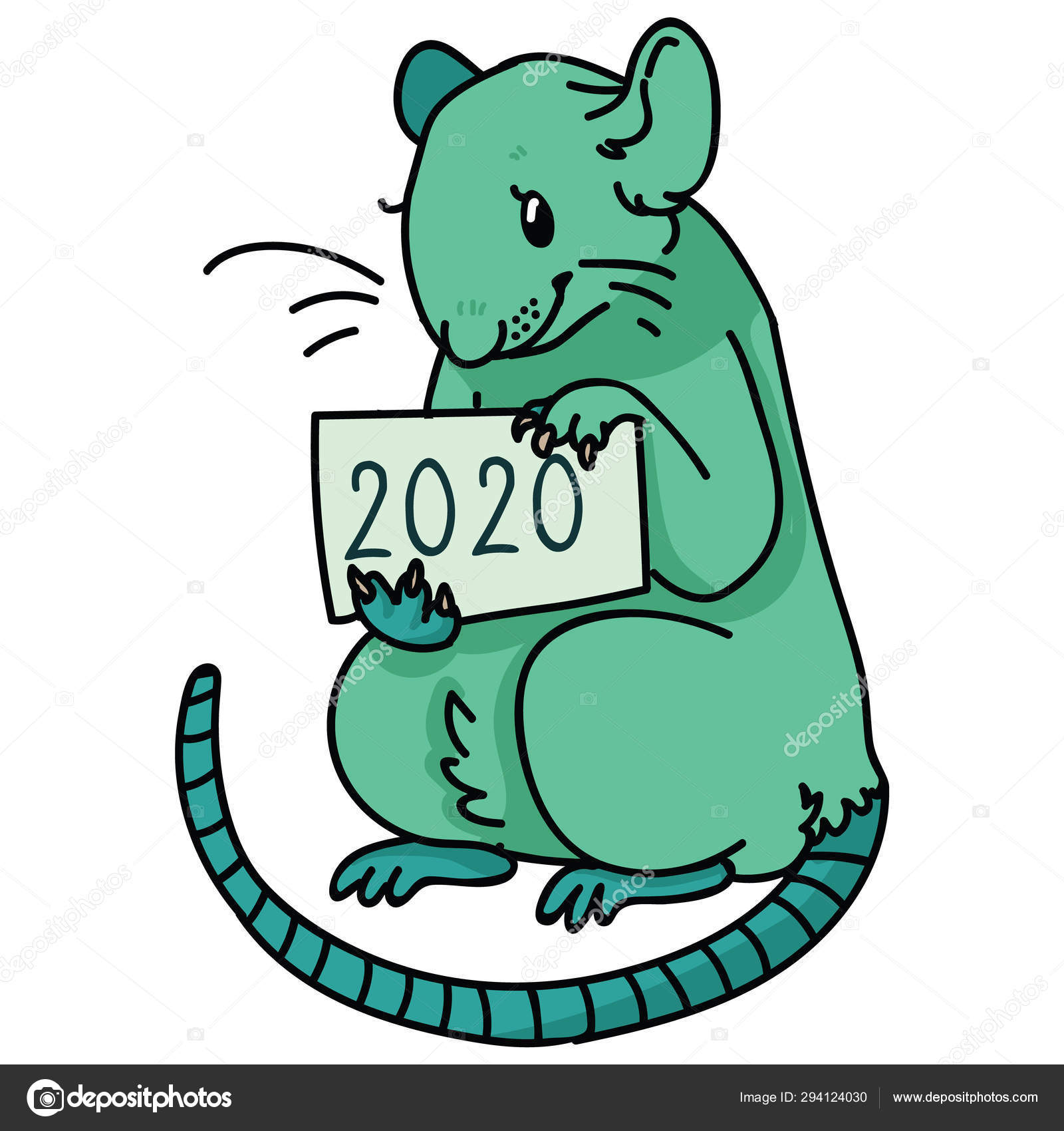 neo mint green 2020 rat vector illustration chinese happy new year clipart stock vector c limolidastudio gmail com 294124030 neo mint green 2020 rat vector illustration chinese happy new year clipart stock vector c limolidastudio gmail com 294124030