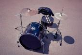 Fotografie bicí souprava