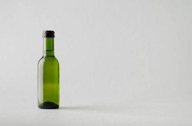 Wine Quarter / Mini Bottle Mock-Up