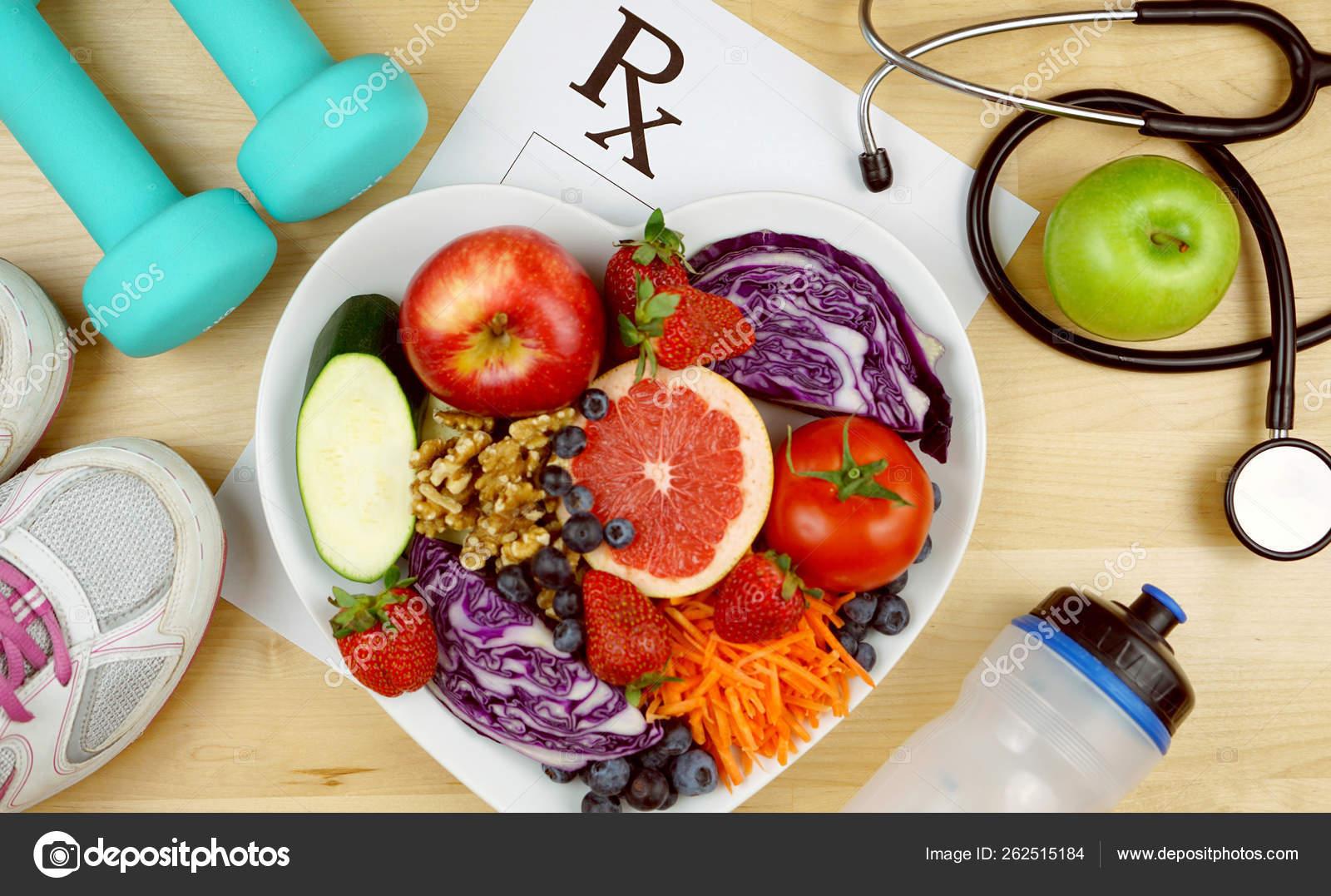 Una buena dieta para la salud