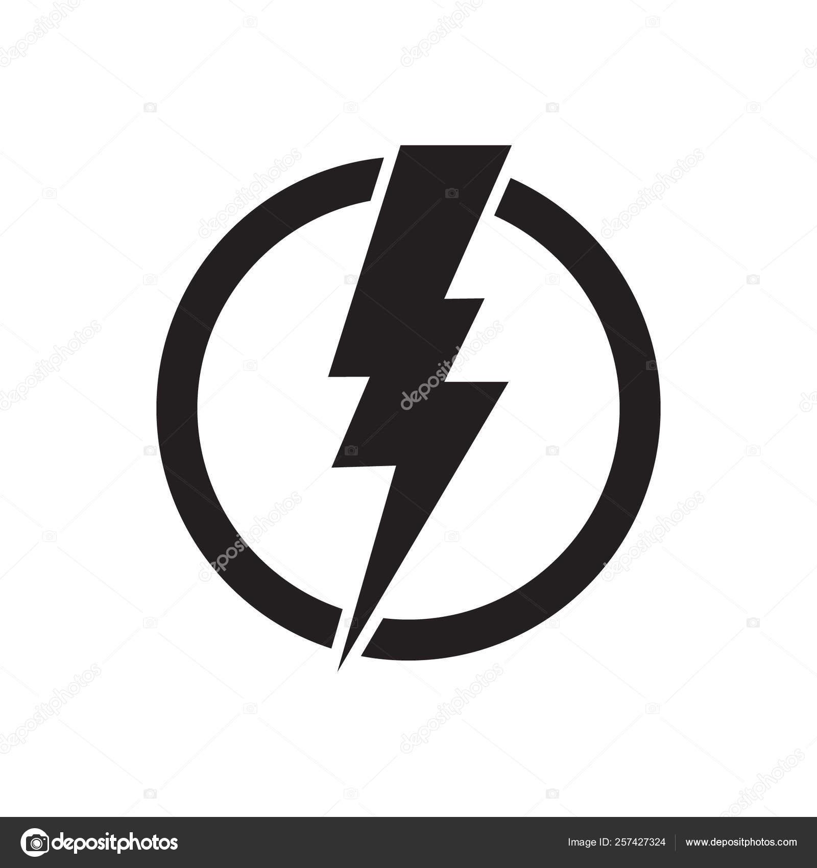 lightning electric power vector logo design element energy thunder electricity stock vector c dmvector 257427324 lightning electric power vector logo design element energy thunder electricity stock vector c dmvector 257427324