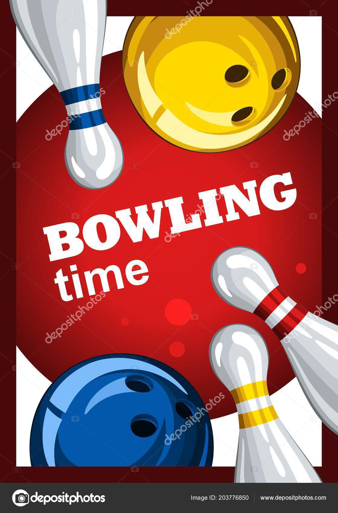 bowling kegel vorlage  ausmalbilder und vorlagen