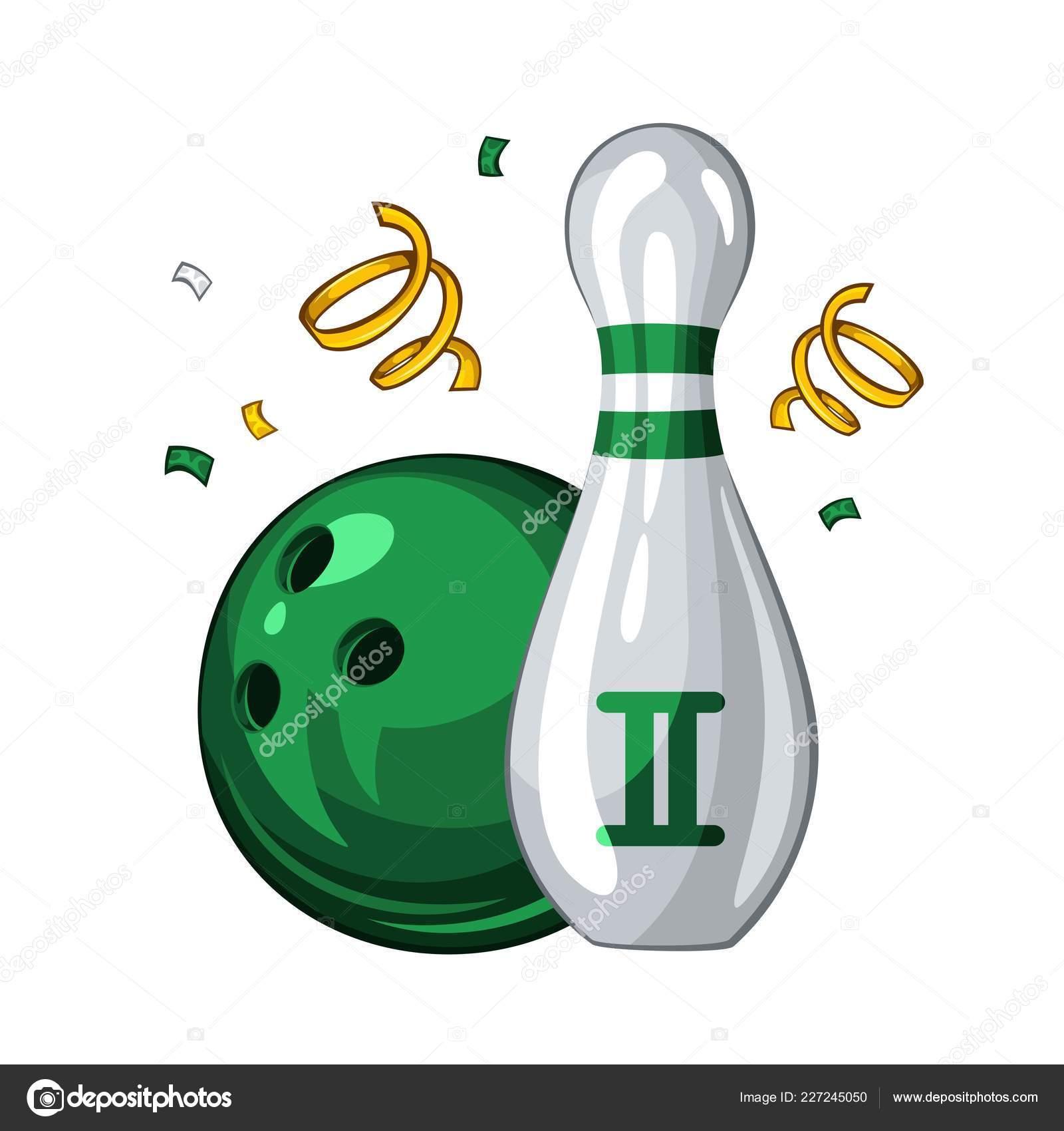 Zelený bowling