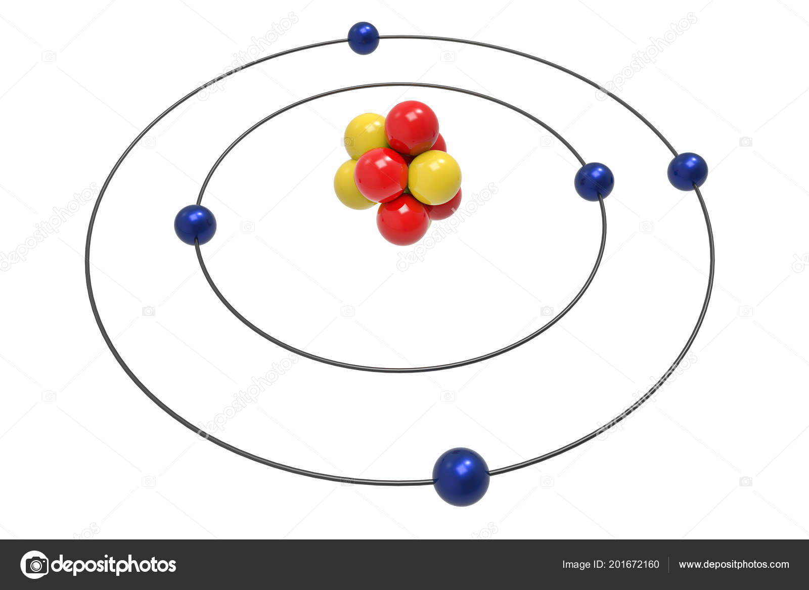 Atom diagram of boron diy wiring diagrams bohr model boron atom proton neutron electron science chemical rh depositphotos com nitrogen atom diagram argon atom diagram ccuart Image collections
