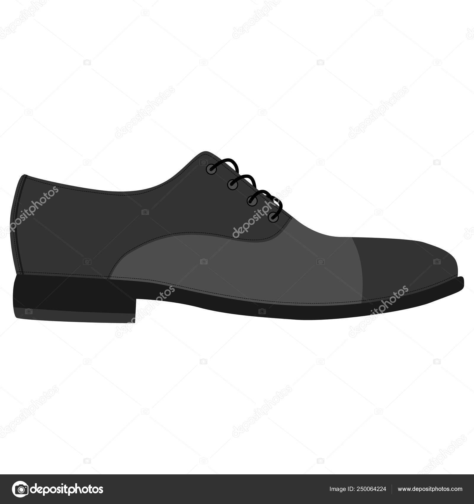 Zapatos Iconos Hombre De Masculinos AisladosLos byf6Y7vg