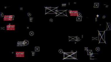 Screen glitch Stock Videos, Royalty Free Screen glitch