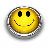 Photo 3d Smiley button