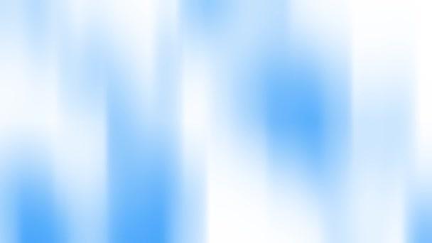 Krásné bílé modré pohybu rozmazaný bezešvé pozadí.