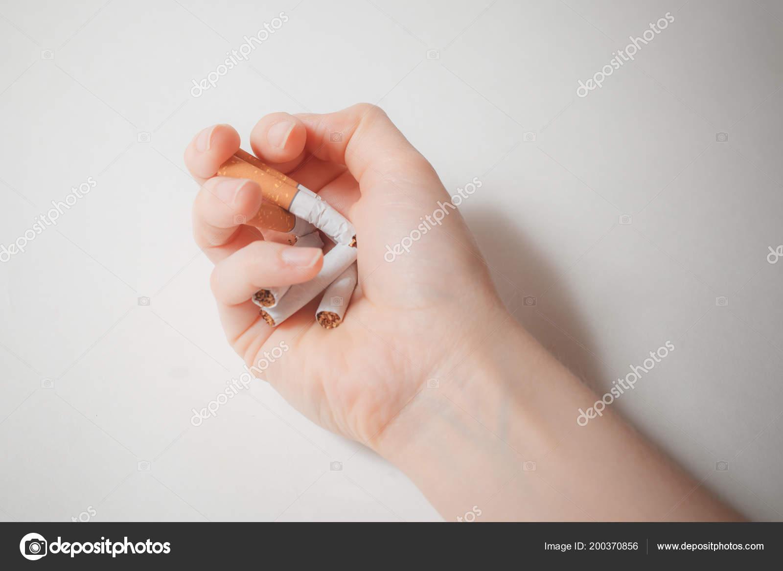 Pinky kouření