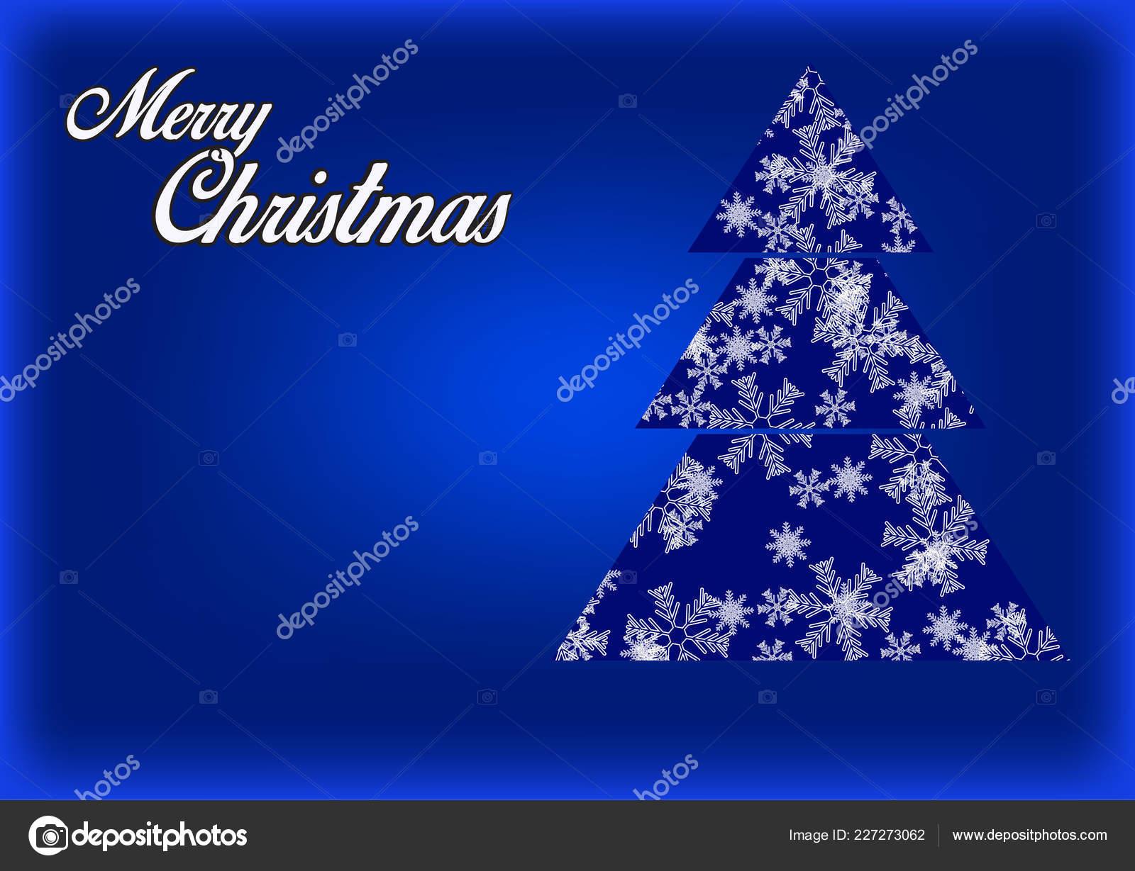 Christmas Cards Simple Design — Stock Vector © batyisanyi #227273062