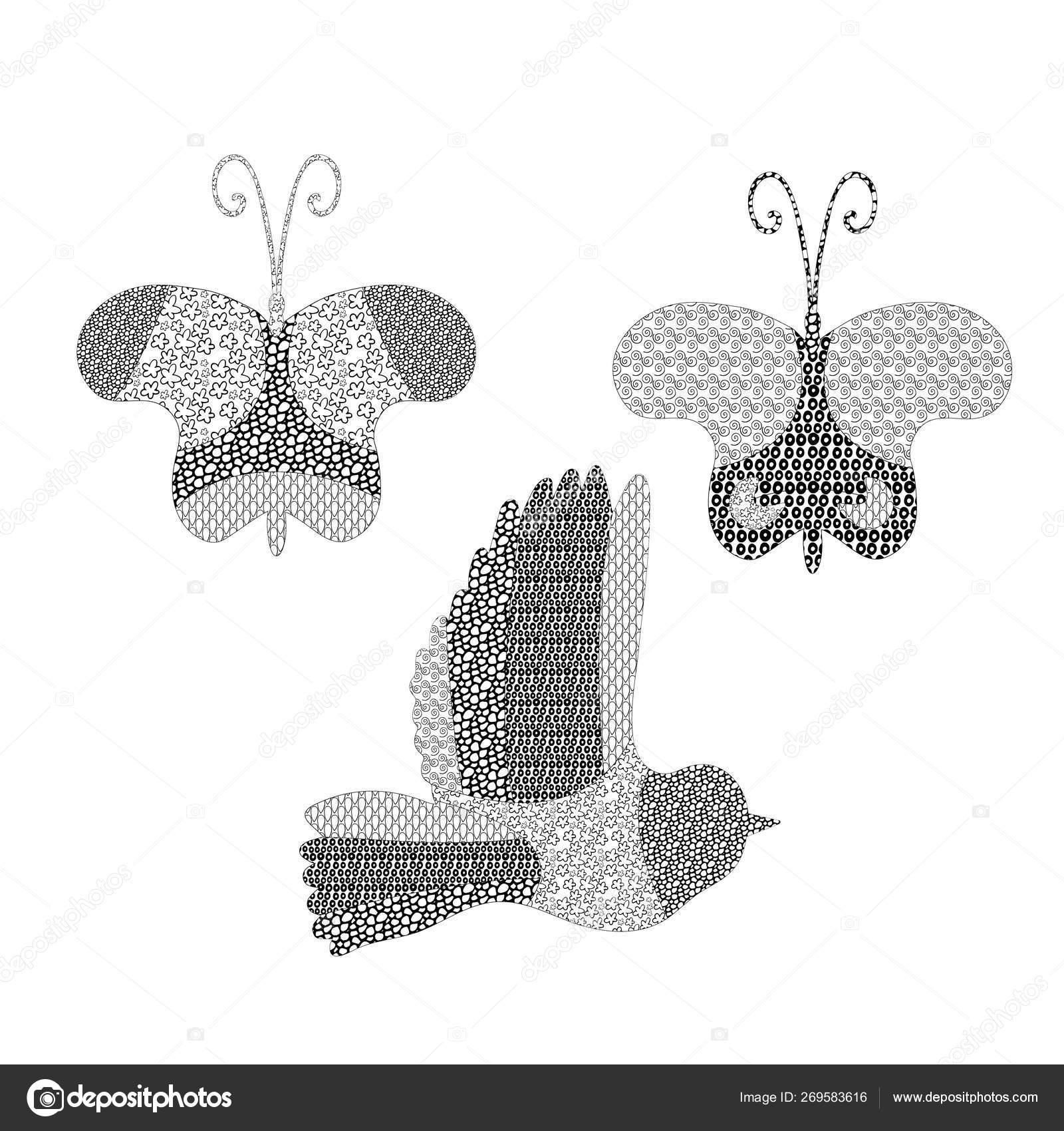 depositphotos stock illustration zenart animals isolated white background