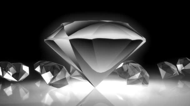 diamantové šperky drahokam
