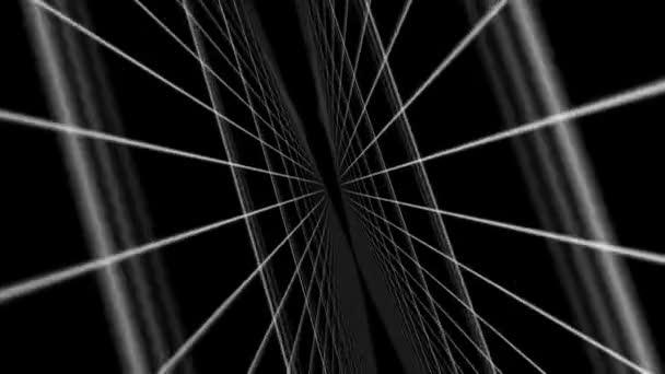 video of digital waves design