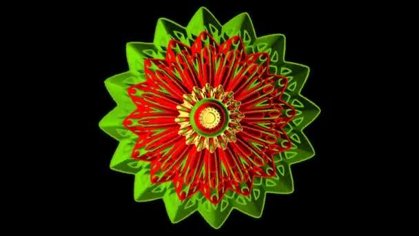 3d virágos virágdekoráció