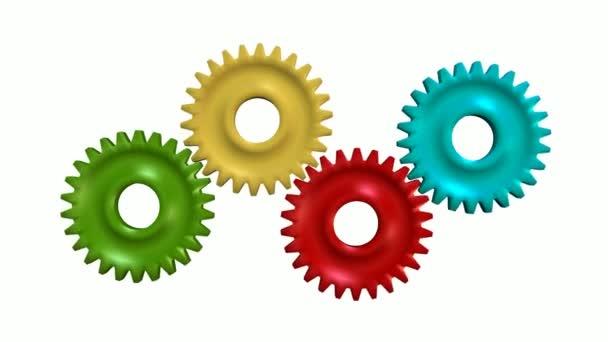 gears tech wheel hi tech business