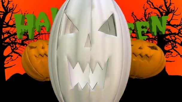 halloween celebration scary trick