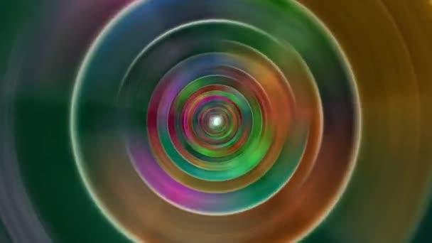 radiální barvy design barevné