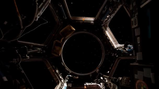 video of spacecraft space shuttle