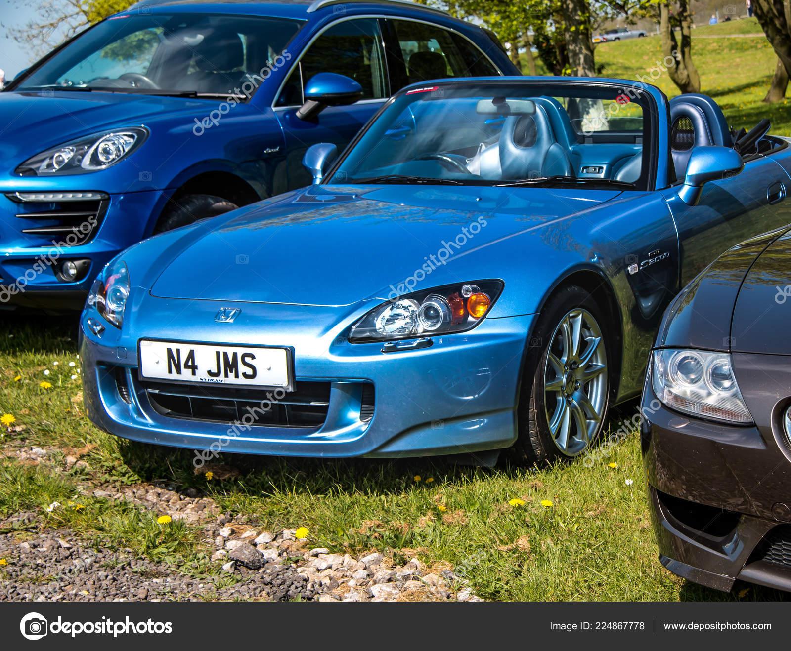 Light Blue Convertible Honda S2000 Sports Car Stock Editorial Photo C Tobyparsons 224867778