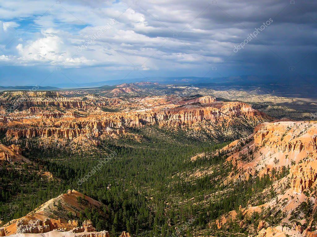 Bryce Canyon National Park, Utah, U.S.A.