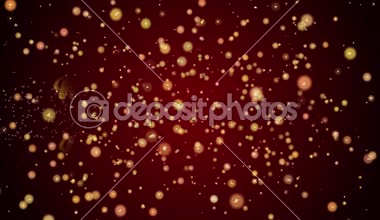 Sparkle filled merry christmas happy new year greeting stock video merry christmas happy new year greeting card text sparkling particles m4hsunfo