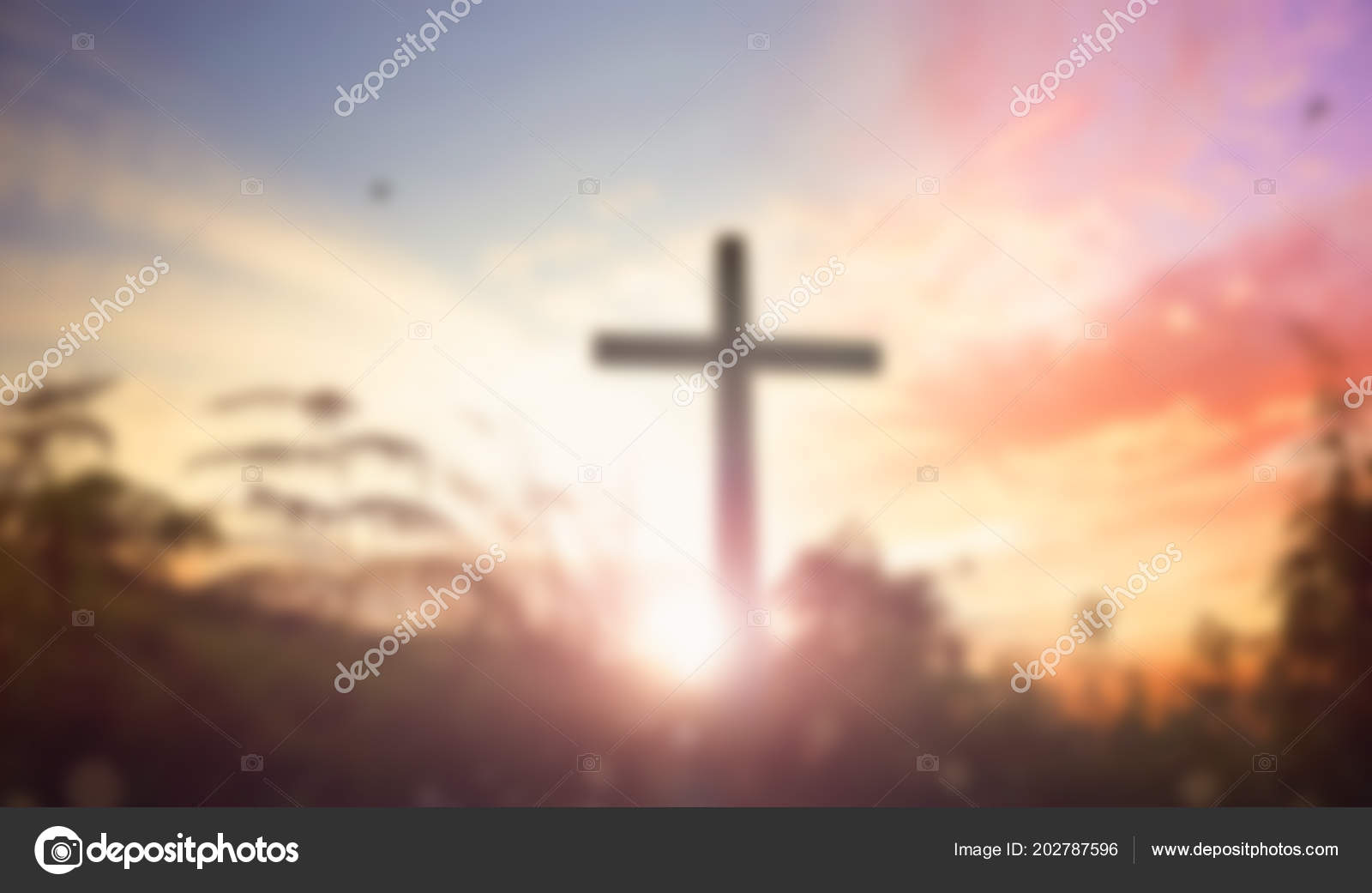 Background Image Church Office Cross Symbol Christian Jesus Christ
