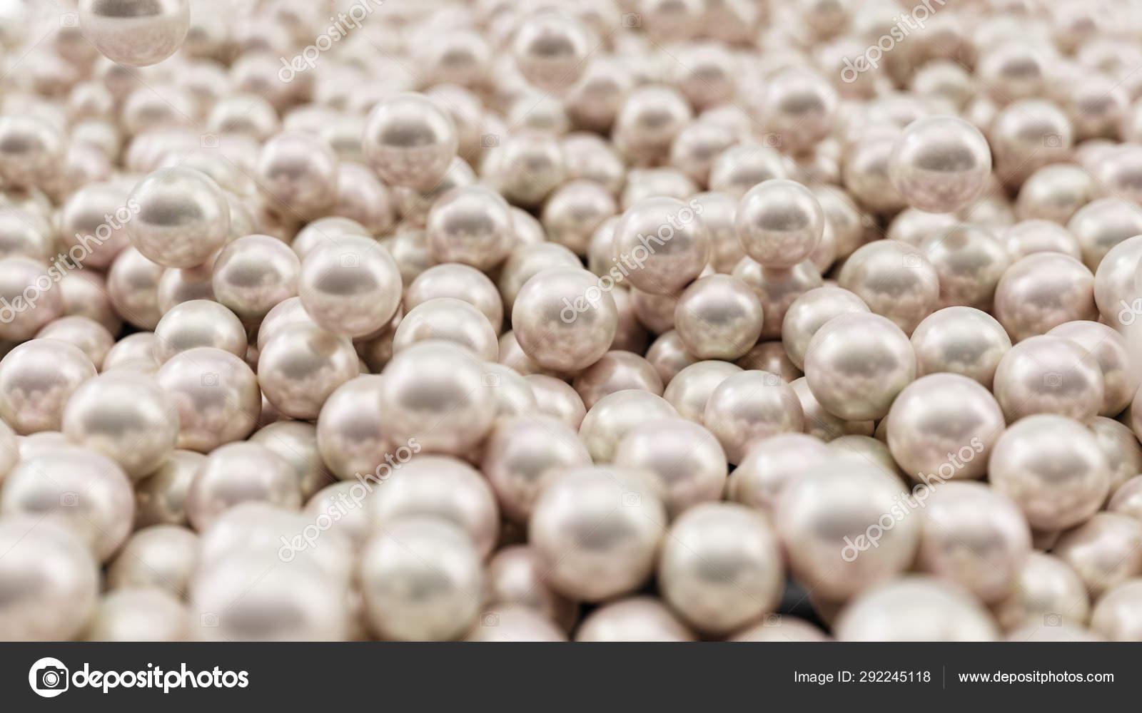 Piles of Pearls!