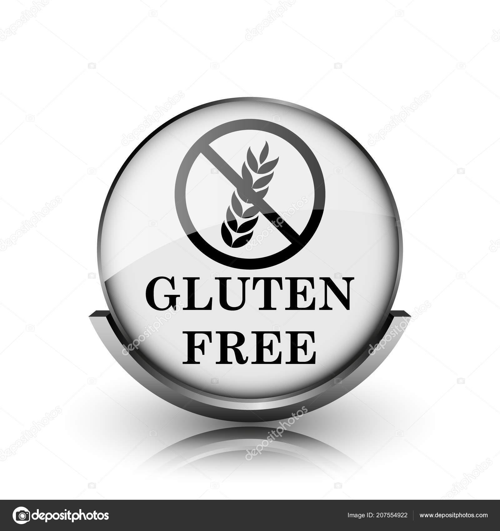 Gluten free icon — Stock Photo © valentint #207554922