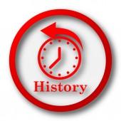 역사 아이콘