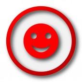 mosolyog ikon