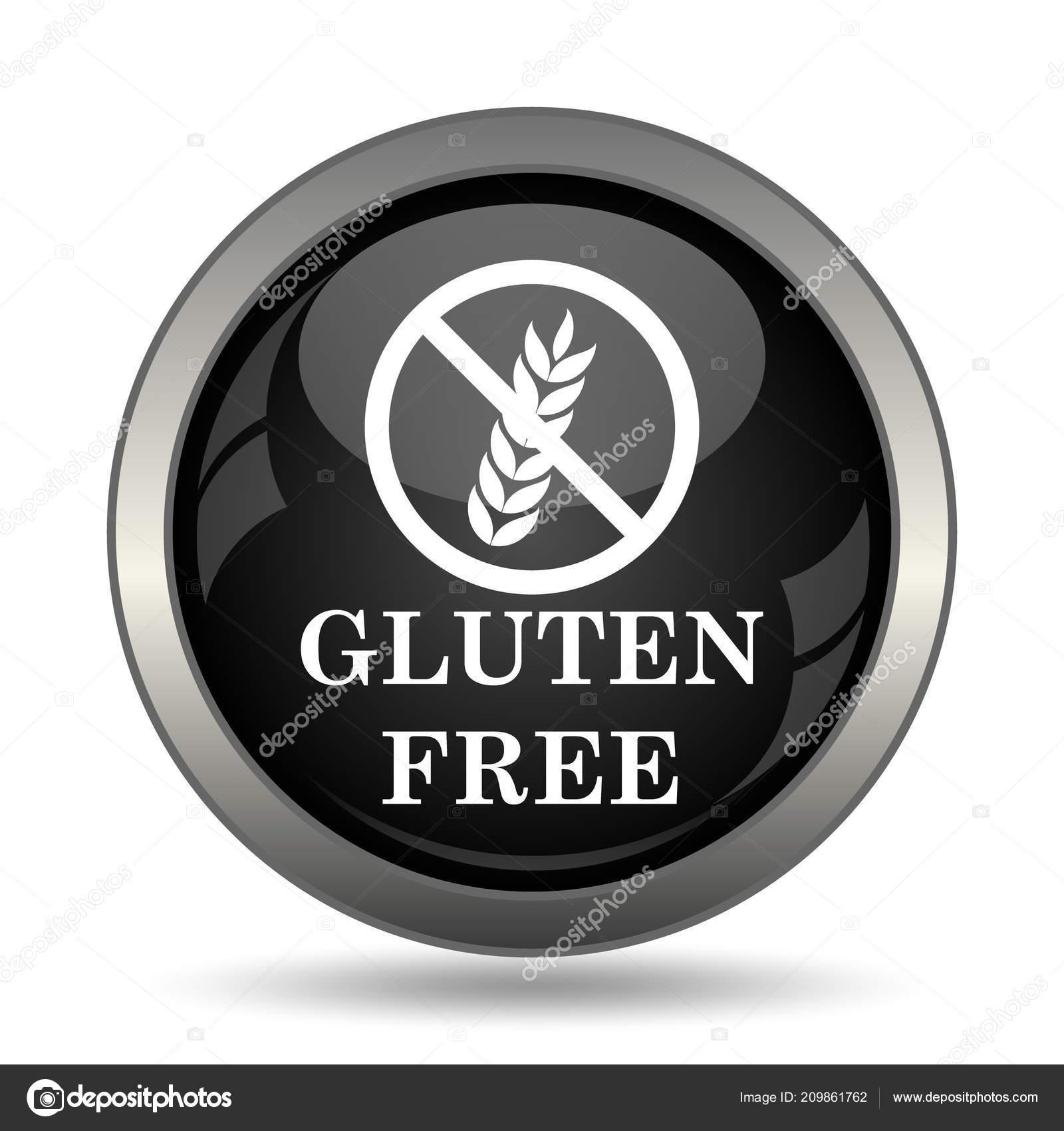 Gluten free icon — Stock Photo © valentint #209861762