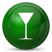 martini pohár ikon