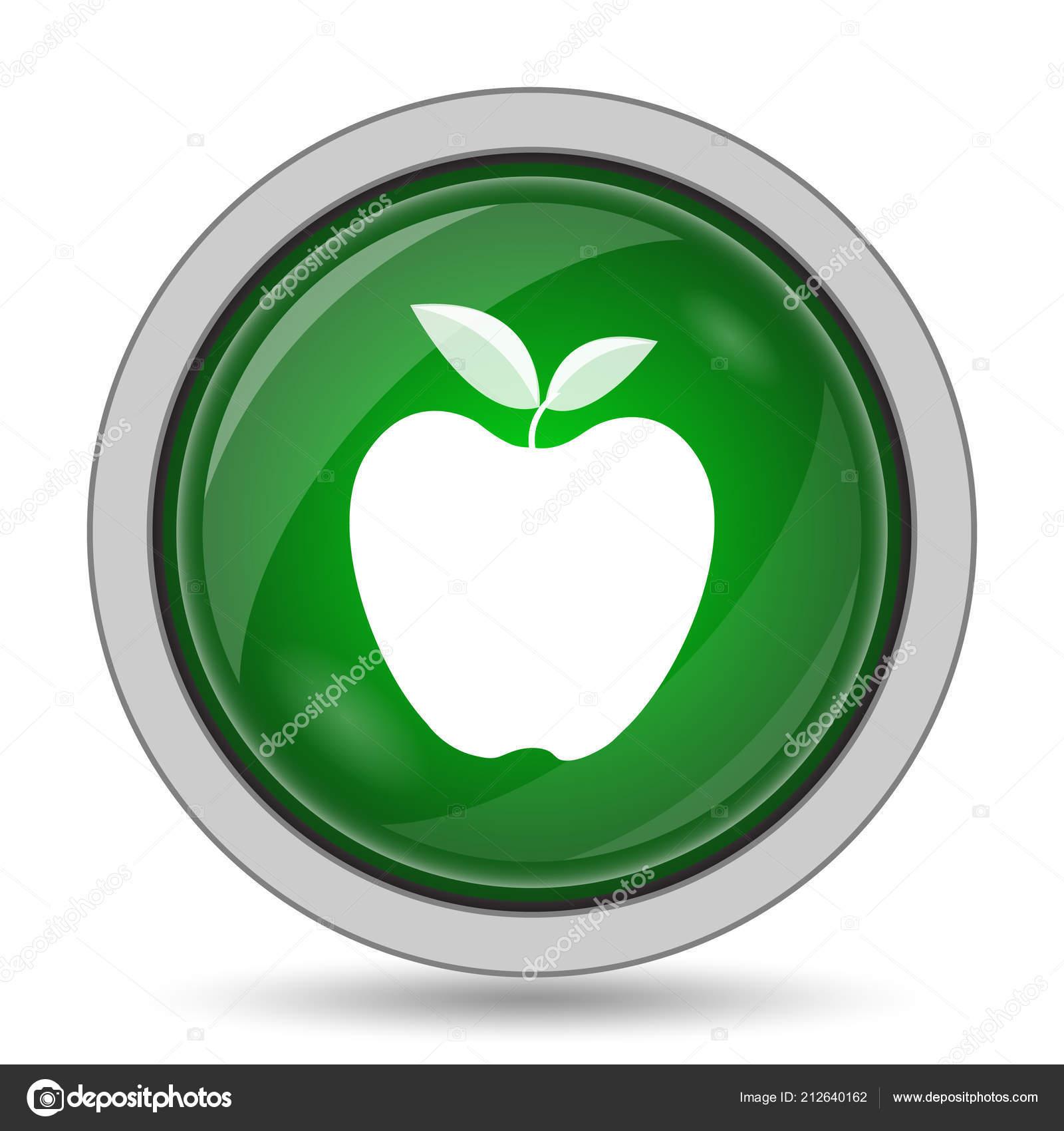 Apple Symbol Stockfoto Valentint 212640162