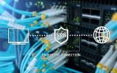 Virtuelles privates Netzwerk, vpn, Datenverschlüsselung, IP-Ersatz.