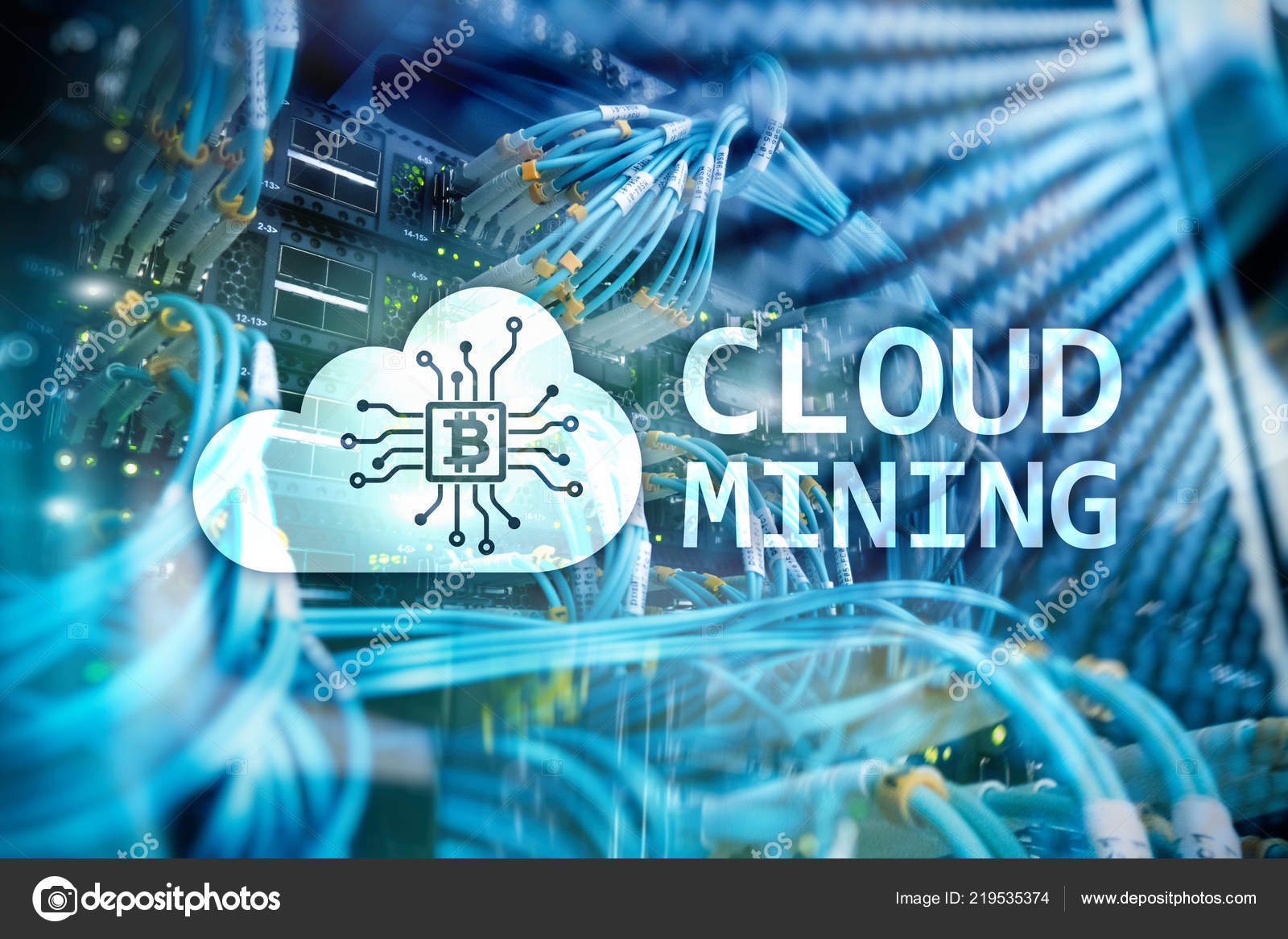 cloud based cryptocurrency mining