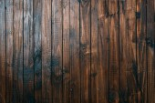 Fotografie top view of wooden planks surface for background