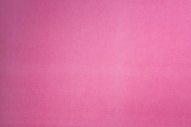 Top view of pink surface with tiny white polka dot pattern for background stock vector