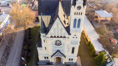 Kilise kutsal yüceltme, çapraz, Fastiv, Ukrayna.