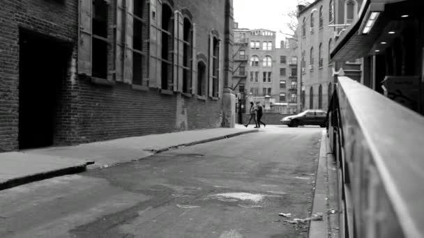 alej městské ulice osamělý město