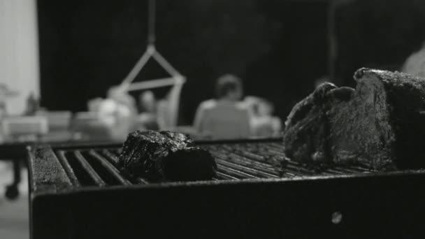 BBQ grilování barbecue gril jídlo