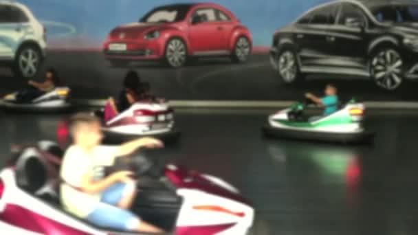 nárazníku auta lunapark lunapark