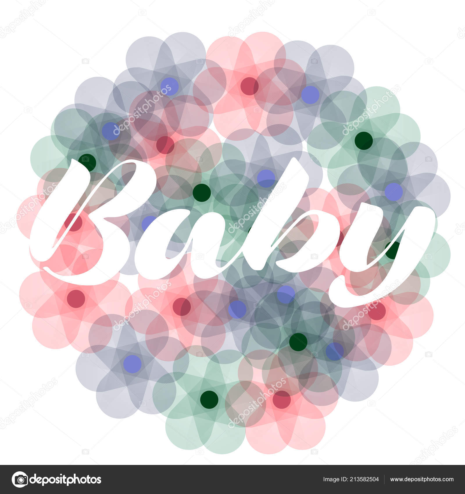 Baby Lettering Babies Clothes Nursery Decorations Bags Posters