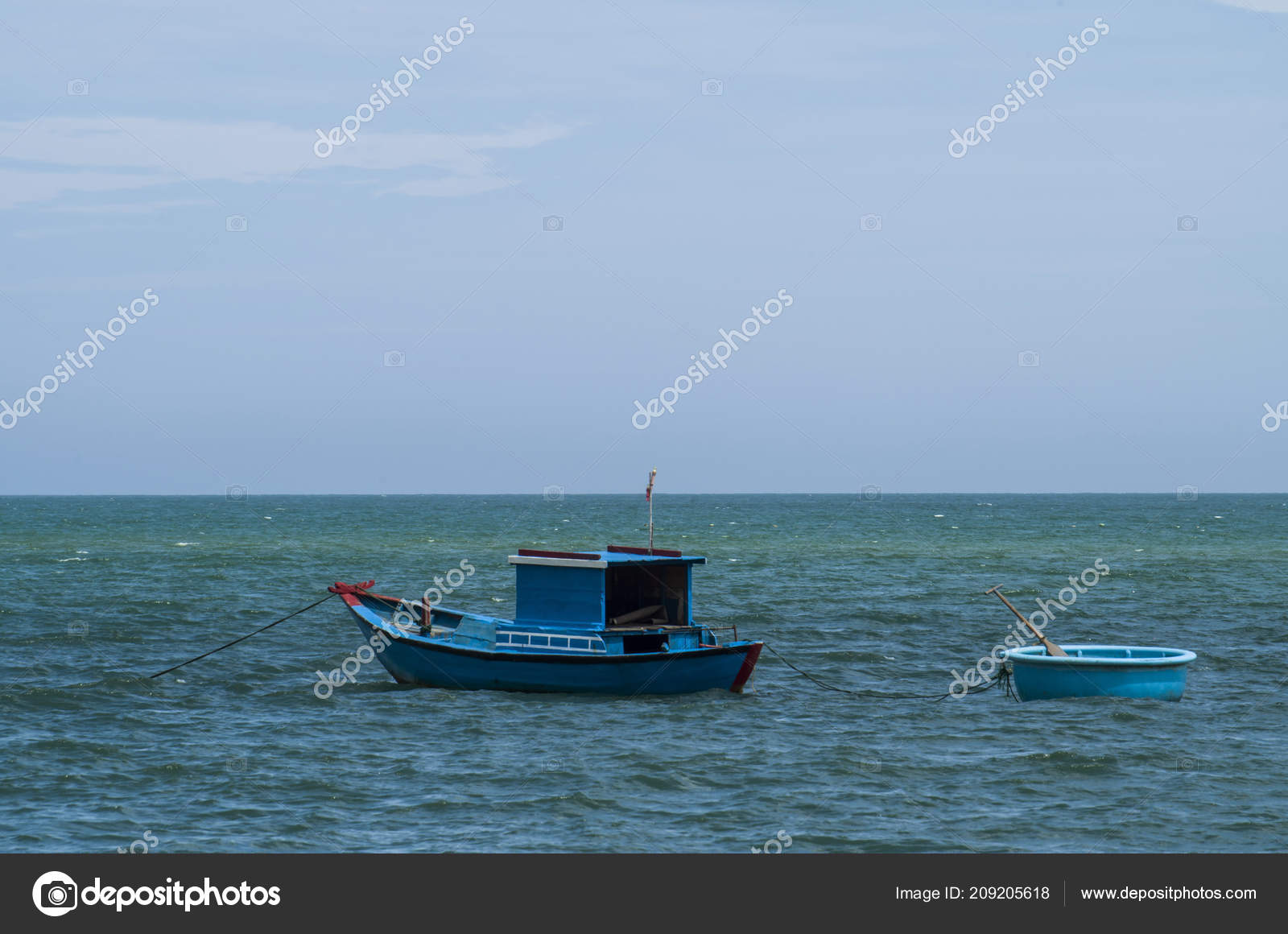 Best Stock Beach Fishing Boats Used Design Background See