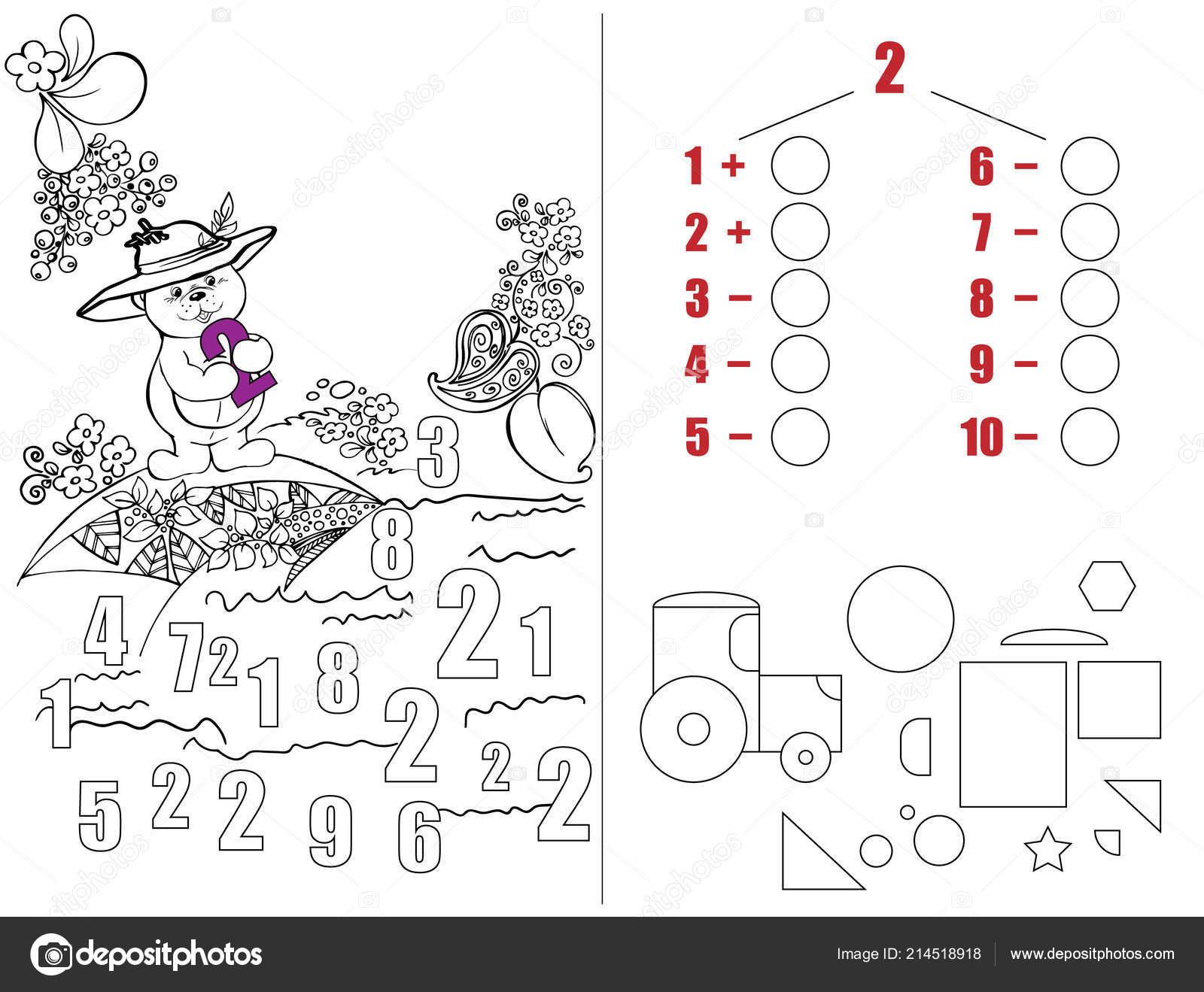 Tarea Matemáticas Rompecabezas Para Niños Matemáticas Bunny Glade