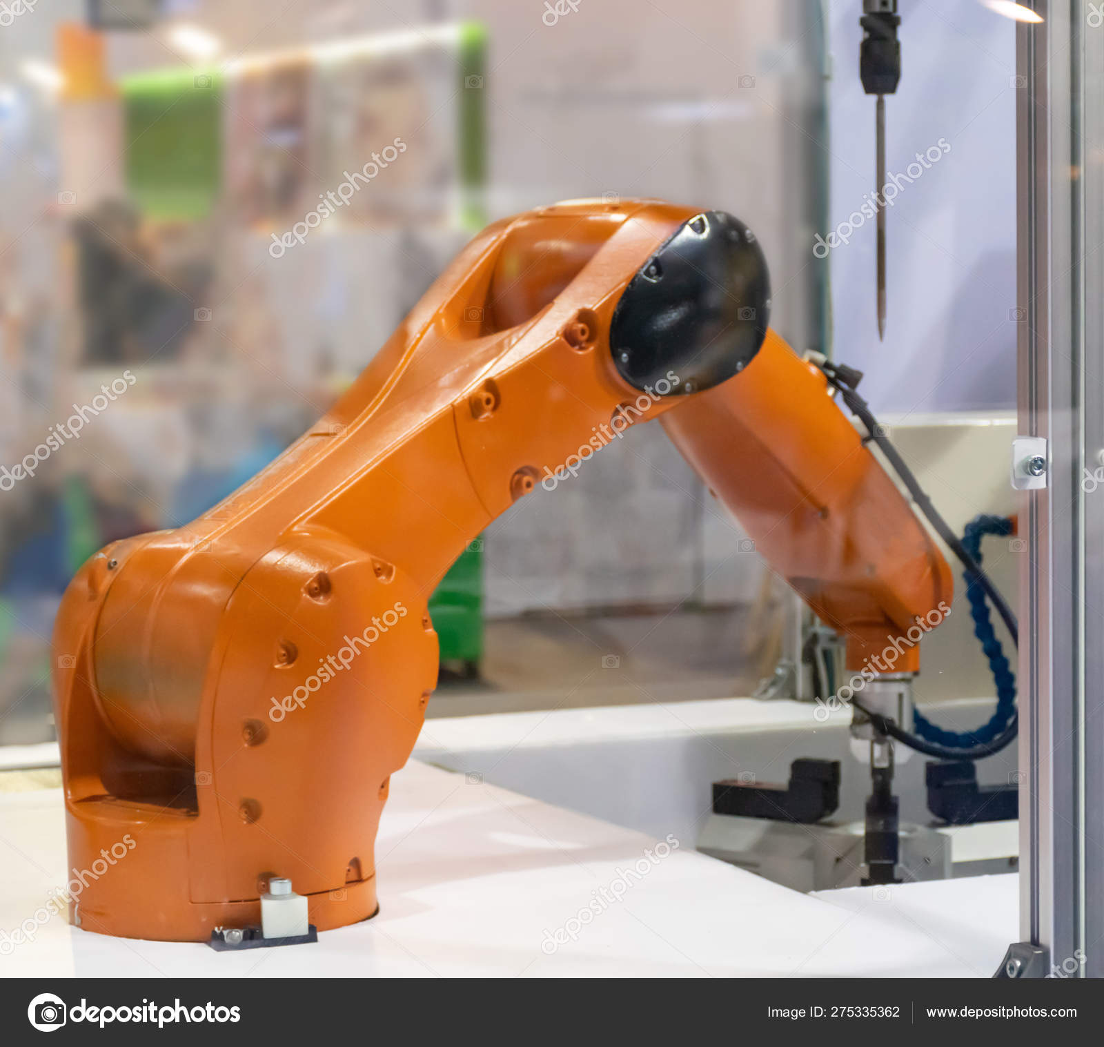 Robot Arm Writing Technology Mechanical Arm Industrial